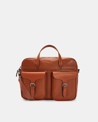 Ted Baker Fashion Leather Document Bag