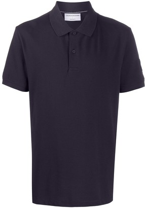 Calvin Klein Jeans Logo Patch Polo Shirt