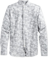 Wesc Men's Spring Camo Long Sleeve Shirt