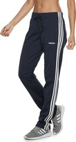 adidas Women's Essentials 3-Stripe Tricot Track Pants