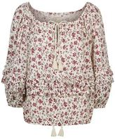 Denim & Supply Ralph Lauren Boho Floral Blouse