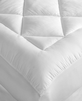 Hotel Collection CLOSEOUT! Finest King Mattress Pad, Hypoallergenic, 600 Thread Count 100% Pima Cotton Top