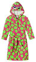 Schiesser Girl's Bathrobe - -