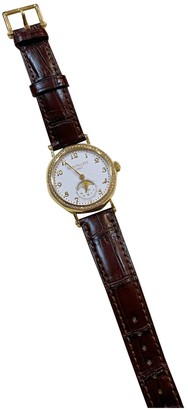 Patek Philippe Other Yellow gold Watches