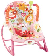 Fisher-Price Infant to Toddler Cute Rocker - Bunny
