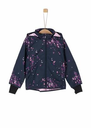 S'Oliver Girls' 403.12.002.16.150.1278940 Shell Jacket