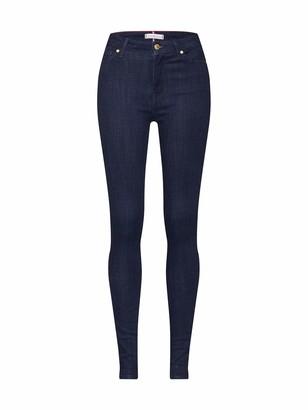 Tommy Hilfiger Women's HARLEM ULTRA SKINNY HW DIATA Straight Jeans