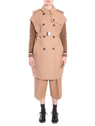 N°21 N21 Sleeveless Trench Coat