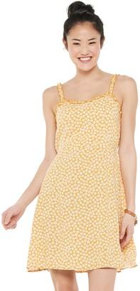 So Juniors' Ruffled Cami Dress