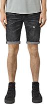 Allsaints Allsaints Hancox Switch Denim Shorts, Black