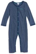 Splendid Infant Boy's Stripe Cotton Romper