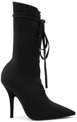 Yeezy Season 5 Knit Sock Boots