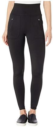 Soybu Diverse Leggings (Black) Women's Casual Pants