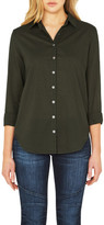 Mavi Jeans Fleur Relaxed Long Sleeve Shirt