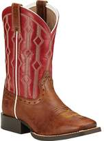 Ariat Live Wire Wide Square Toe Cowboy Boot (Children's)
