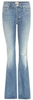 Mother The Stunner Cruiser Flared Jeans
