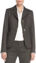 The Row Meylan Hook-Front Jacket