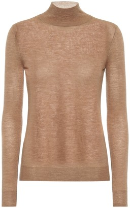 Joseph Cashmere mockneck sweater