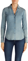 J Brand Adina Shirt in Timeless