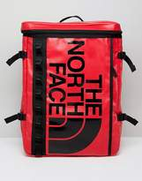 The North Face Base Camp Fusebox Backpack In Red