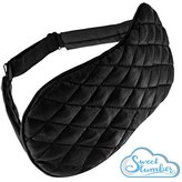 *NEW QUILTED DESIGN* Sleep Mask: #1 Recommended Eye Mask, Premium soft material, Blackout technology, Comfortable, Adjustable, Heavenly. Sleep better today, Sweet Slumber