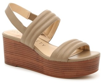 Sole Society Amberly Wedge Sandal