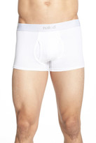 Naked Essential Stretch Cotton Trunks - 2-Pack