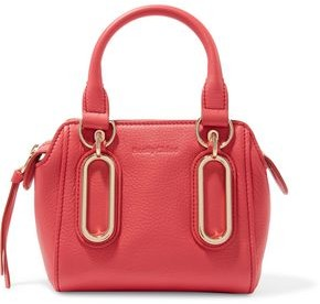 See by Chloe Paige Textured-leather Shoulder Bag
