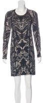 3.1 Phillip Lim Embellished Printed Dress