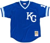 Mitchell & Ness Men's 1989 Kansas City Royals Bo Jackson Mesh Batting Practice Jersey
