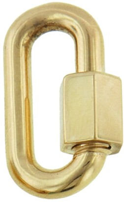 Marla Aaron Medium Yellow Gold Chubby Lock