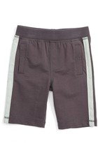 Tea Collection Toddler Boy's Side Stripe Shorts