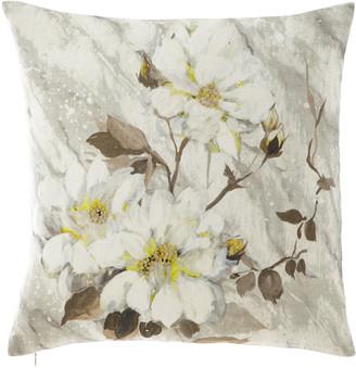 Designers Guild Carrara Fiore Platinum Pillow