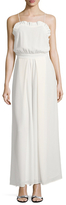 Whitewater Gathered Trim Jumpsuit