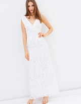 Abrielle Organza Burnout Bridal Dress