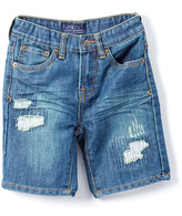Lucky Brand Authentic Rip & Repair Shorts - Set of Five - Boys