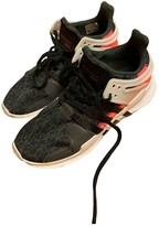 adidas EQT Support Anthracite Cloth Trainers