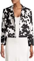 Diane von Furstenberg Macie Paint Splatter Jacket