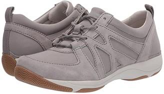 Dansko Hatty (Black Suede) Women's Shoes