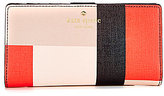 Kate Spade Emma Lane Collection Stacy Continental Wallet