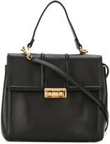 Lanvin 'Jiji' tote - women - Cotton/Calf Leather/Polyester - One Size