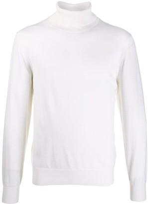 Ermenegildo Zegna roll-neck long sleeve sweater