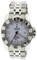 Tudor Rotor 20020 Stainless Steel White Dial Automatic 40mm Mens Watch
