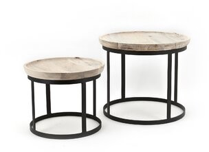 Thumbnail for your product : By Boo Extendable Frame 2 Bunching Tables
