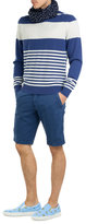 Baldessarini Stretch Cotton Bermuda Shorts