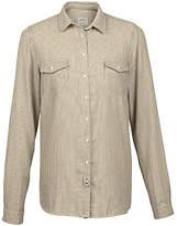 Fat Face Rosie Stripe Shirt, Ivory