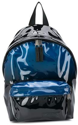 Eastpak patent mini backpack