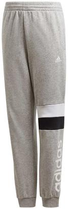adidas Boys Linear Colourblock Pants