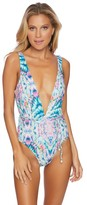 Reef Abalone Plunge One Piece