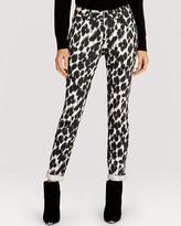 Karen Millen Jeans - Skinny Leopard Print
